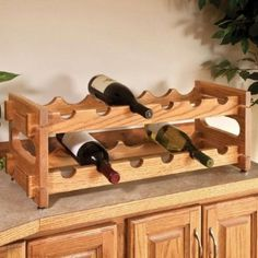 Amazon.com: Woodworking Project Paper Plan to Build Stackable Wine Racks: Home Improvement
