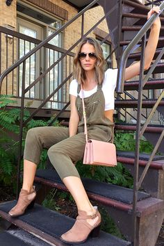 See all of Maripier Morin's outfits for the month of September!