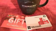 VERY RARE! NEW! 2012 STARBUCKS Co-Branded MICROSOFT Gift Card w/Matching Cover!  http://searchpromocodes.club/very-rare-new-2012-starbucks-co-branded-microsoft-gift-card-wmatching-cover-6/