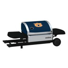 portable grills for tailgating   Auburn Tigers NCAA Portable Tailgate BBQ Gas Grill