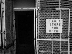 I would not trust this candy store