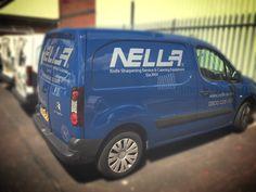 Nella Ltd... Looking Great! #Company #companycar #cutlery #van