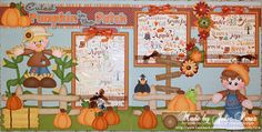 Precious Memories by Julie: Cutest Pumpkin in the Patch
