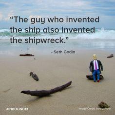 Seth Godin-isms #INBOUND13