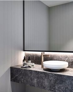 """1,004 Likes, 13 Comments - Dot➕Pop Interiors - Eve Gunson (@dotandpop) on Instagram: """"E V E R Y T H I N G • I've found my new bathroom inspiration... Brighton concept home by…"""""""