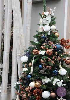 Weihnachtsdekoration verleih