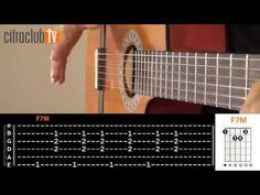 Garota de Ipanema - Tom Jobim e Vinícius de Moraes (aula de violão completa) - YouTube