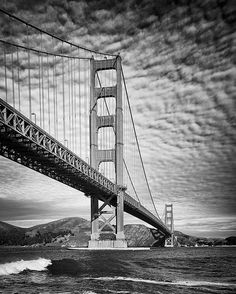Golden Gate Bridge from Fort Point Fine Art by MarkMcCarvillPhoto Fort Point, Business Travel, Golden Gate Bridge, Travel Photography, November, Photographs, Fine Art, Vacation, Bedroom