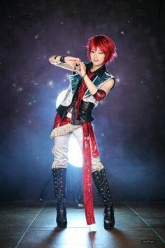 Uta no Prince Sama | Cosplay | Ittoki Otoya *_* | kawaii