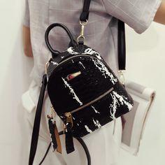 $35.30 (Buy here: https://alitems.com/g/1e8d114494ebda23ff8b16525dc3e8/?i=5&ulp=https%3A%2F%2Fwww.aliexpress.com%2Fitem%2FWomen-Snake-skin-Bags-College-Students-Fashion-Serpentine-Mini-Backpacks-PU-Leather-Travel-Bag-For-Teenage%2F32712195761.html ) Women Snake skin Bags College Students Fashion Serpentine Mini Backpacks PU Leather Travel Bag For Teenage Girls Lady Back Bag for just $35.30
