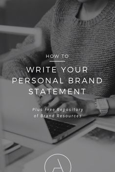How to start branding yourself with a personal brand statement Business Branding, Business Marketing, Online Marketing, Social Marketing, Media Marketing, Personal Branding, Marca Personal, Start Up Business, Business Tips
