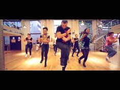 Sean Paul (Ft Major Lazer) // Guillaume Lorentz // Last Class In Boulogne Billancourt - YouTube