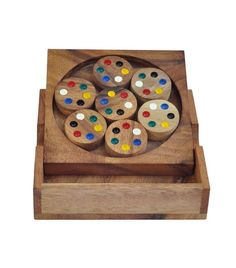Matching wheels  Nice games Great Christmas gift by siamcollection, $13.95