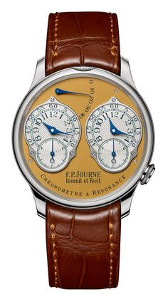 """Five-Timepiece Set From F.P. Journe In Steel Priced At $308,000 - Can you handle this much Journe? See & read more about each piece and what """"historic size"""" means in Ariel's writeup over at Forbes: """"Steel is the most 'dangerous' material in the luxury watch industry because it is so useful yet so common. Most luxury watches should actually be produced in steel…."""" See more FP Journe watches we've written about on aBlogtoWatch: http://www.ablogtowatch.com/watch-brands/fp-journe/"""