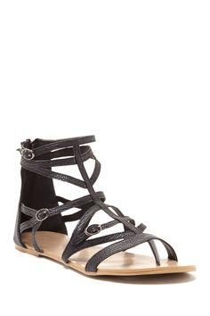 Bucco Vallettsa Gladiator Sandal by Bucco on @nordstrom_rack $20