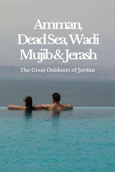 Amman, Dead Sea, Wadi Mujib & Jerash - The Great Outdoors of Jordan