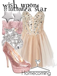 """""""Wish upon a star"""" by lalakay on Polyvore"""
