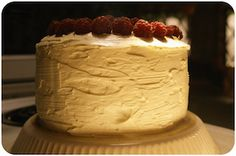 I love this cake. It is so pretty and flavorful and holds up well to layering. It is nutrient-dense dense and low in sugar but no one will ever know. I served it at a family gathering and one of my cousins told me it was the best cake he's ever eaten. I think it would make a really fabulous grain-free wedding cake. Or just a pretty spring or summer...