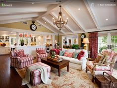 Love the colors from Houzz