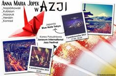 Anna Maria Jopek in Japan and South Korea | Link to Poland