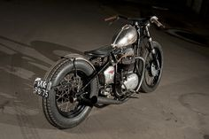 1965 BSA A65 - ChasingLightning - Pipeburn - Purveyors of Classic Motorcycles, Cafe Racers & Custom motorbikes