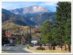 Manitou Springs, one of my new favorite places. Ten minutes from my new house!