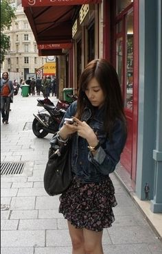snsd tiffany # kpop star fashion # korean fashion # itsmestyle Snsd Fashion, Korea Fashion, Asian Fashion, Fall Fashion, Snsd Tiffany, Tiffany Hwang, Oriental Fashion, Korean Celebrities, Ulzzang Girl