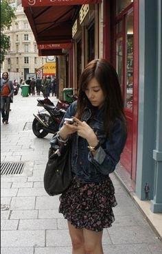 snsd tiffany # kpop star fashion # korean fashion # itsmestyle