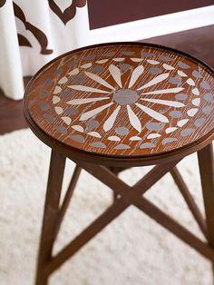 Furniture Project: Stencil It On