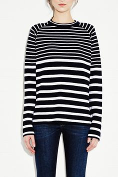 MiH Jeans Winter Breton | sheerluxe.com