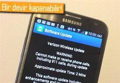 Samsung Artık Kaçak Getirilen Cihazlara Güncelleme Vermeyecek on catlak-dunya.com