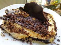 ΜΑΓΕΙΡΙΚΗ ΚΑΙ ΣΥΝΤΑΓΕΣ: Γλυκό ψυγείου με μπισκότα oreo. Υπέροχο!! Γεύση-Θεική !!!!