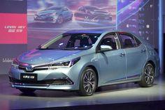 Toyota Corolla ganha frente nova na China +http://brml.co/1cRFJrg
