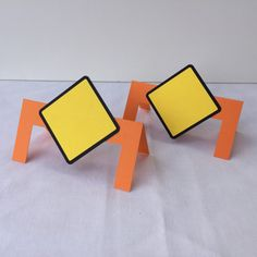 Construction Theme Place Cards - Set of 8 - Construction Birthday Party - Construction Decoration - Food Labels - Food Tents - Food Signs - Konstruktion Construction Birthday Parties, Cars Birthday Parties, Construction Party Games, Construction Party Decorations, Construction Signs, Tent Decorations, Decoration Party, Wedding Decorations, Third Birthday