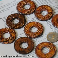 Warm and Brown and Fresh from the Oven by CapturedMoments on Etsy, $5.25