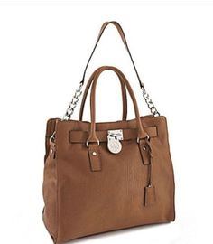 """NWT MICHAEL KORS HAMILTON LARGE NORTH/SOUTH TOTE  Another listed on eBay. This is one of those """"go to"""" bags that go with everything you do."""