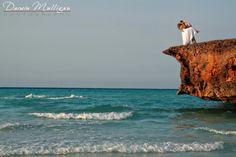 destination wedding- Cliff in Cuba