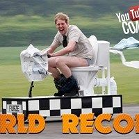 Colin Furze   Worlds fastest toilet - Its finished!