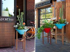 Steel Life garden containers