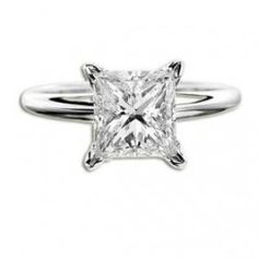 princess cut ring: I'm pretty sure every one of my friends knows that this is the ring I want...