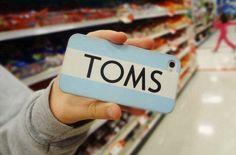 toms iphone case. ♡