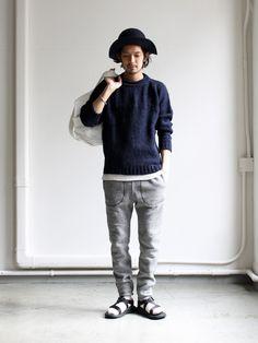 RATHLIN KNITWEAR Fisherman's Sweater