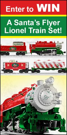 A good investment! Lionel Train Sets, Spice Holder, Best Investments, Get One, Giveaways, Holiday Ideas, Trains, Coupons, Dinners