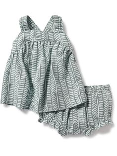 Cross-Back Tank & Bloomer Set for Baby | Old Navy