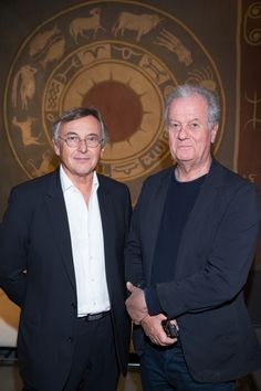 Pierre Passebon & Jacques Grange
