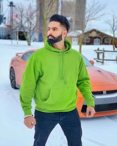 😎😎😎 Hipster Hairstyles Men, Cool Hairstyles For Men, Haircuts For Men, Parmish Verma Beard, Hair And Beard Styles, Long Hair Styles, Mens Photoshoot Poses, Punjabi Models, Beard Haircut