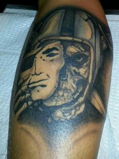 1000 images about tattoos on pinterest punisher tattoo for Raider nation tattoos
