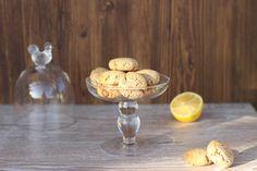 Citrónové sušienky - výborne vyzerajú, skvele chutia a sú zdravšie ako tie… Tableware, Food, Dinnerware, Tablewares, Essen, Meals, Dishes, Place Settings, Yemek