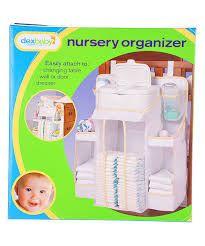 Resultado de imagen para Nursery Organizer