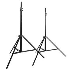 CowboyStudio Set of Two 7 ft Photography Light Stands with Cases: Amazon.ca: Electronics